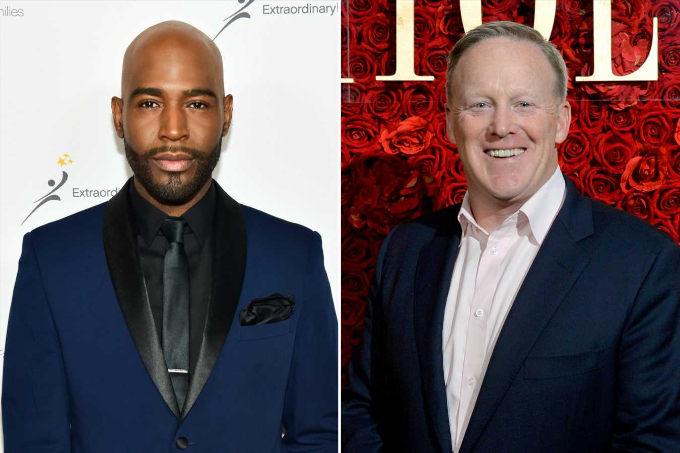 Karamo Brown Deletes Twitter After Saying He's 'Excited to Sit Down with' Controversial DWTS Costar Sean Spicer