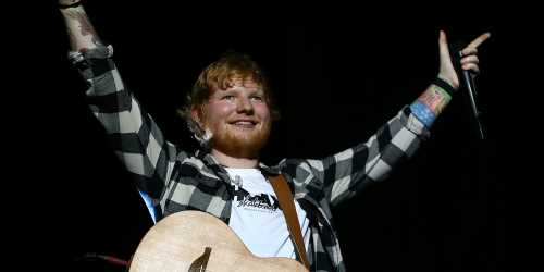 Ed Sheeran Announces He's Taking A Break From Performing Live Shows For Over A Year
