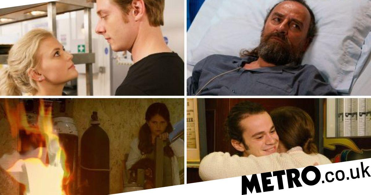 10 Coronation Street spoilers: Fire horror, death shocker and big exit