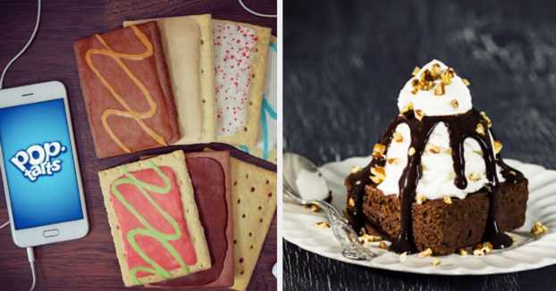 Build A Brownie Sundae And We'll Reveal Which Pop-Tart Flavor You Are