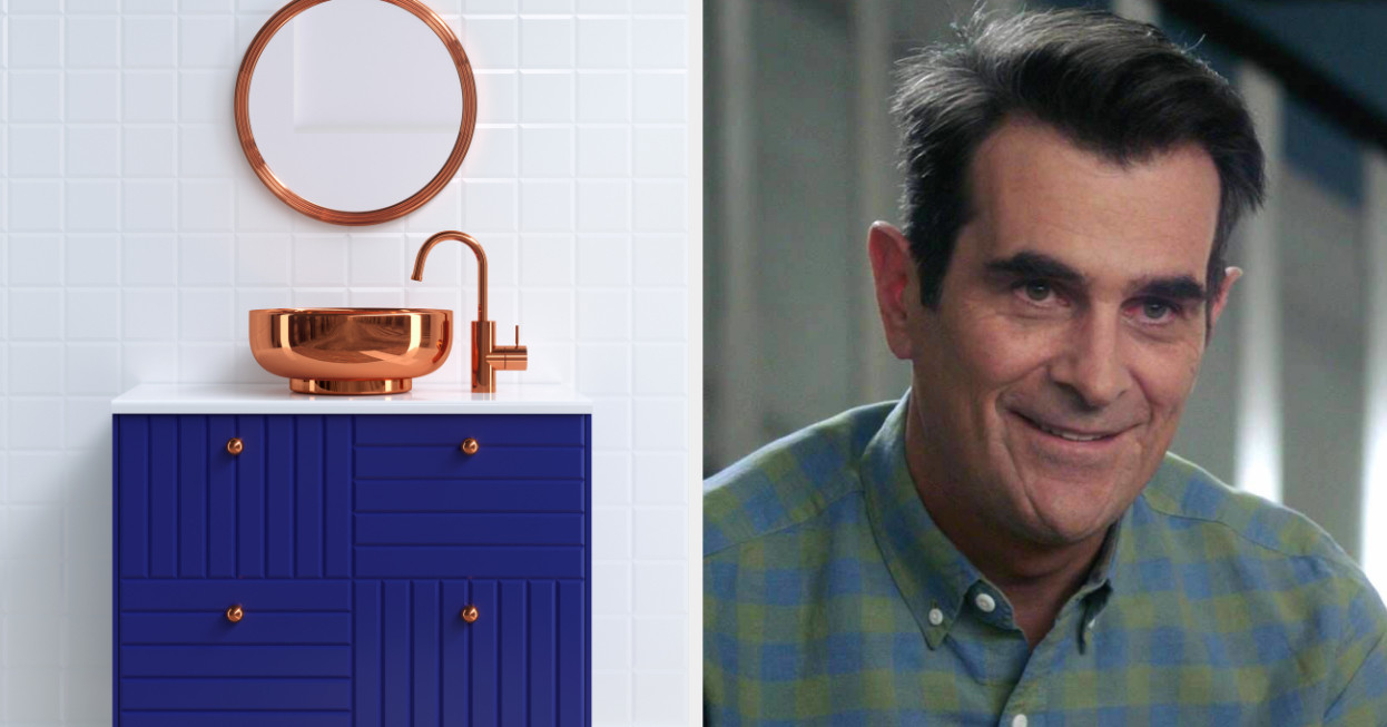 Design Your Dream Bathroom And We'll Guess Your Dad's Name