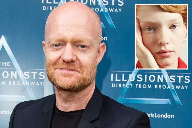 EastEnders' Jake Wood shares stunning photo of teen daughter as he reveals she wants to be a model – The Sun