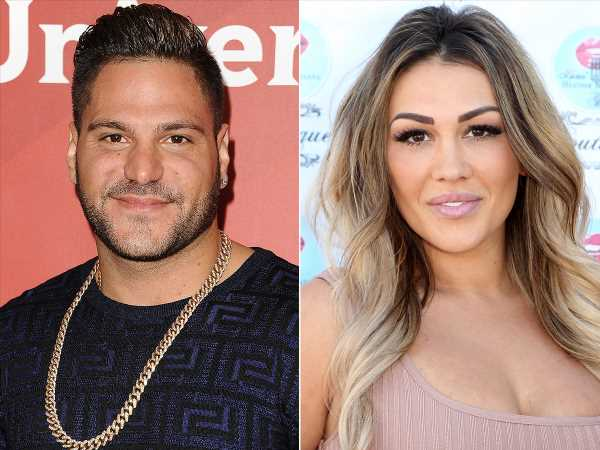 Jersey Shore Cast 'Baffled' When Ronnie Brings Jen to Mike's Wedding After Accusing Her of Abuse