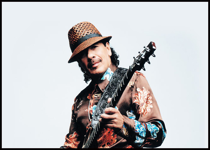 Santana, Doobie Brothers Team Up For Bob Marley Cover In Detroit