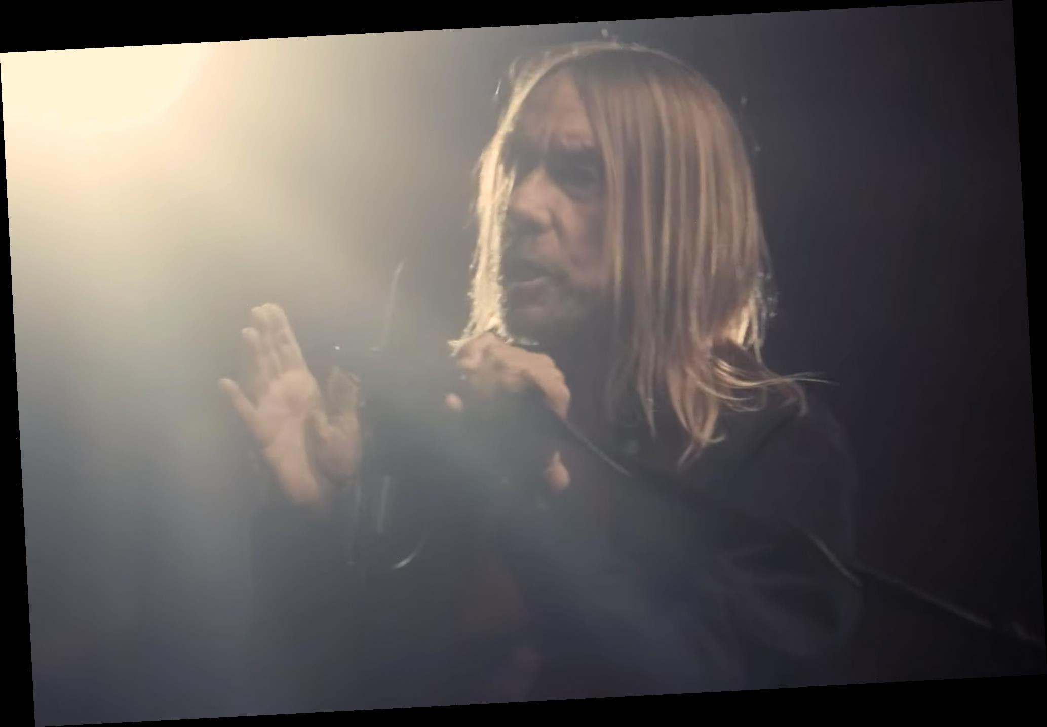 See Iggy Pop Croon in New Video 'Loves Missing'