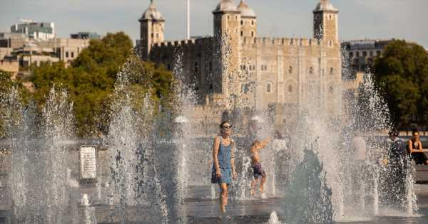 Brits to bask in Barcelona-level heat this week as Indian Summer continues