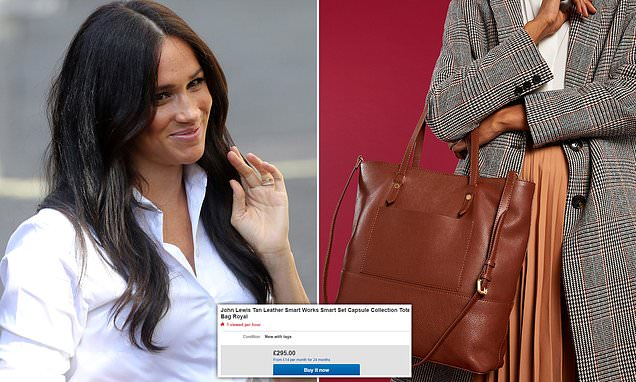 Meghan fans warned against buying capsule collection on eBay
