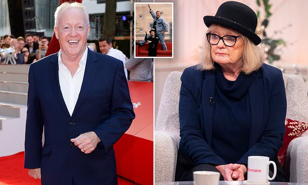 Keith Chegwin's sister Janice Long says TV joker laughed til the end
