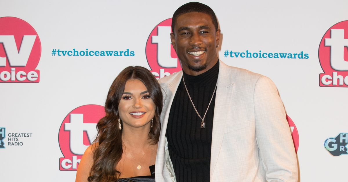 Love Island's India shrugs off Ovie party 'ban'and dressin cleavage heavy snap