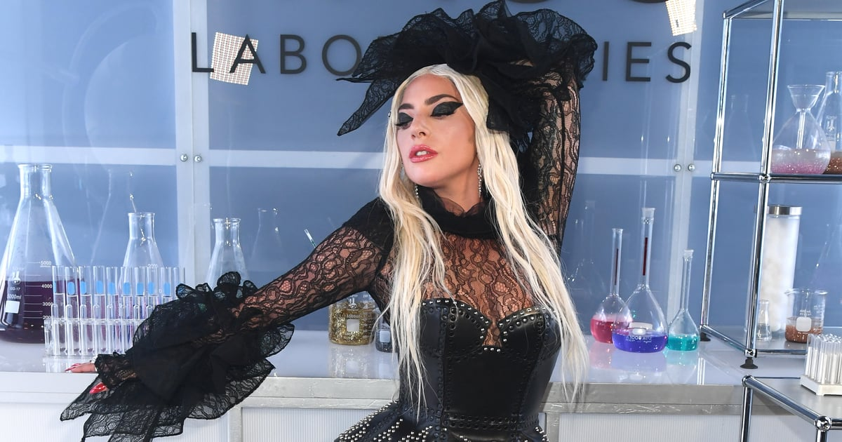 """Lady Gaga Was So """"Snatched"""" at Her Launch Party, She Didn't Know What to Do"""