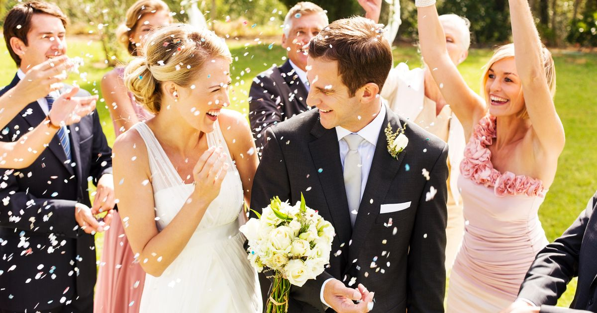 Wedding guests share nightmare stories – including nude groom and singing bride