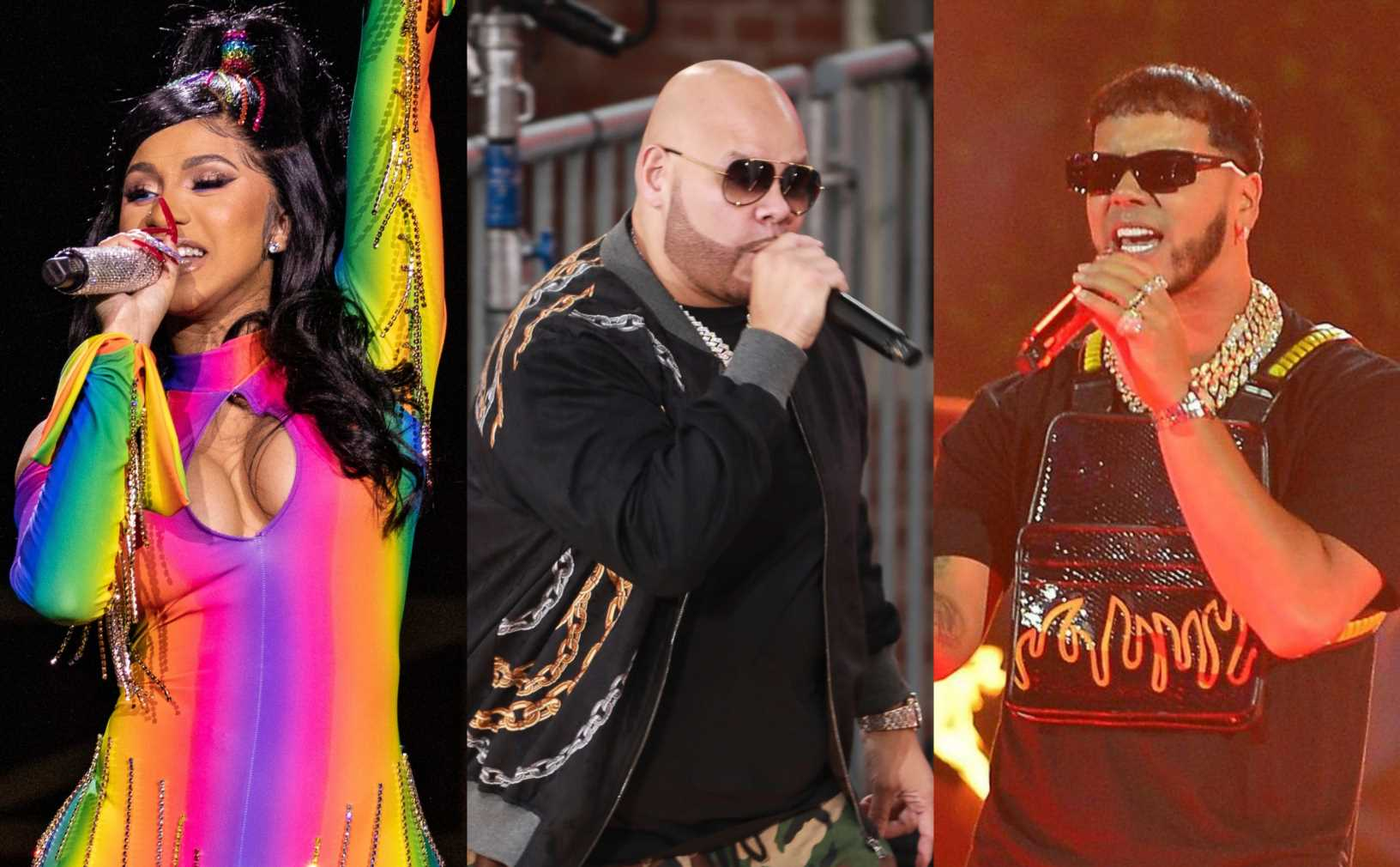 Fat Joe, Cardi B, Anuel AA Team Up on Scorching New Song 'Yes'