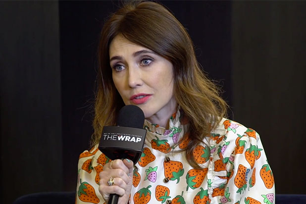 'Instinct' Star Carice van Houten on How She Had to 'Dig Deep' to Play Prison Therapist to a Serial Rapist (Exclusive Video)