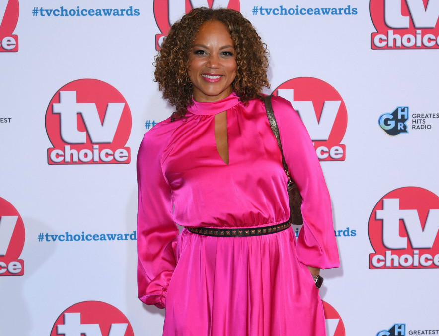 Coronation Street's Angela Griffin hints she's returning to the cobbles at the TV Choice Awards