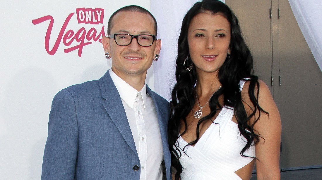 Chester Bennington's Widow Gets Engaged After His Suicide
