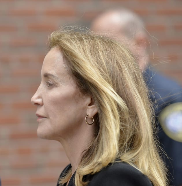 Felicity Huffman: Headed to PRISON For Role In College Bribery Scandal!