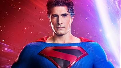 TV News Roundup: CW Releases First Look at Brandon Routh as Superman in 'Arrowverse' Crossover