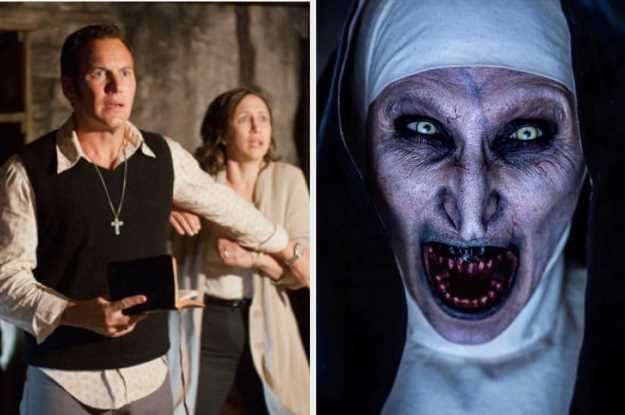"""Which Demon From """"The Conjuring"""" Universe Are You?"""