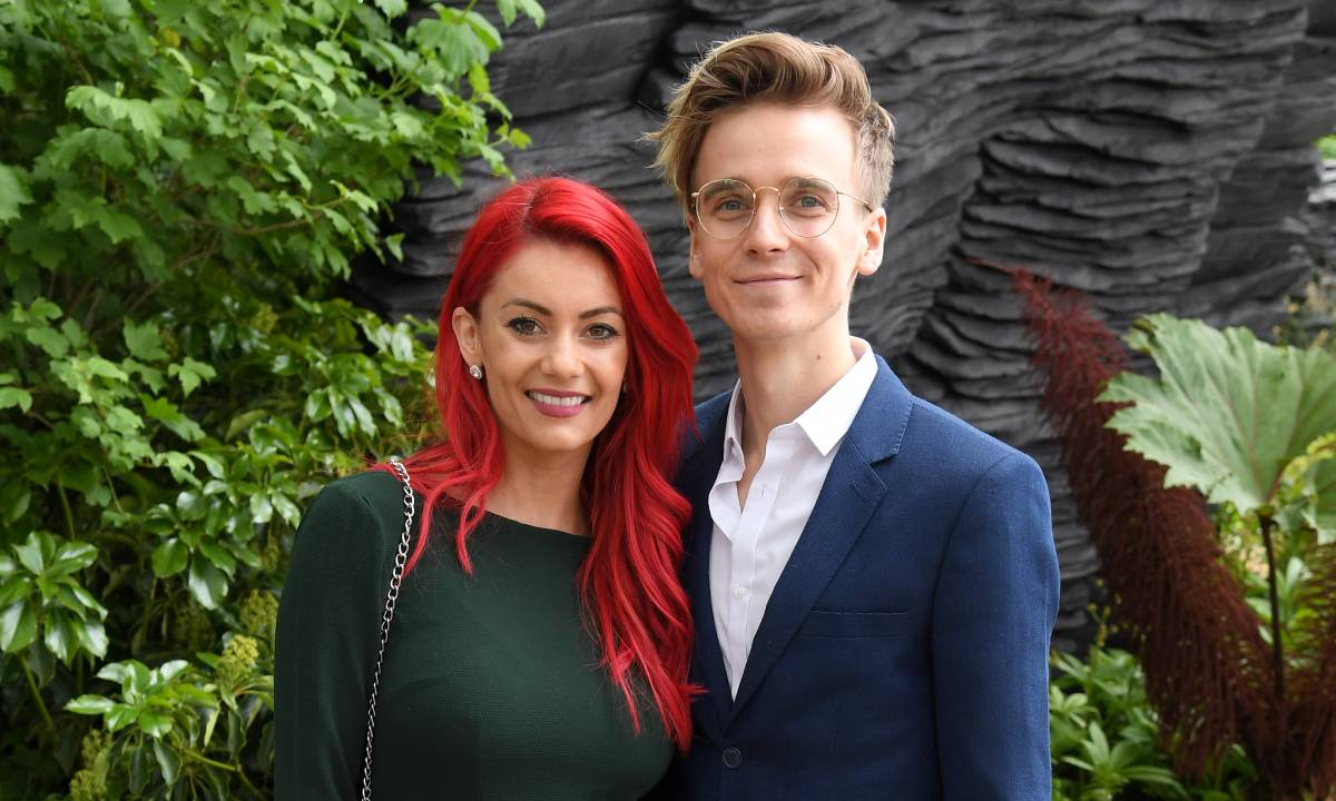 Joe Sugg reveals what he really thinks of Dianne Buswell dancing with new partner