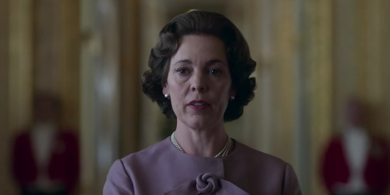 The Crown Teaser Features Olivia Colman and a Claire Foy Cameo (Of Sorts)