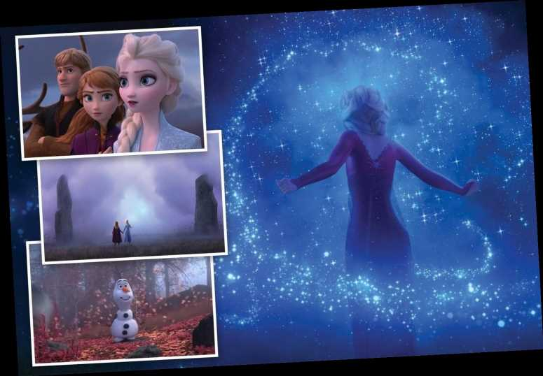 We preview Frozen 2 and reveal secrets behind the super-cool sequel — plus the toys kids will want for Christmas – The Sun