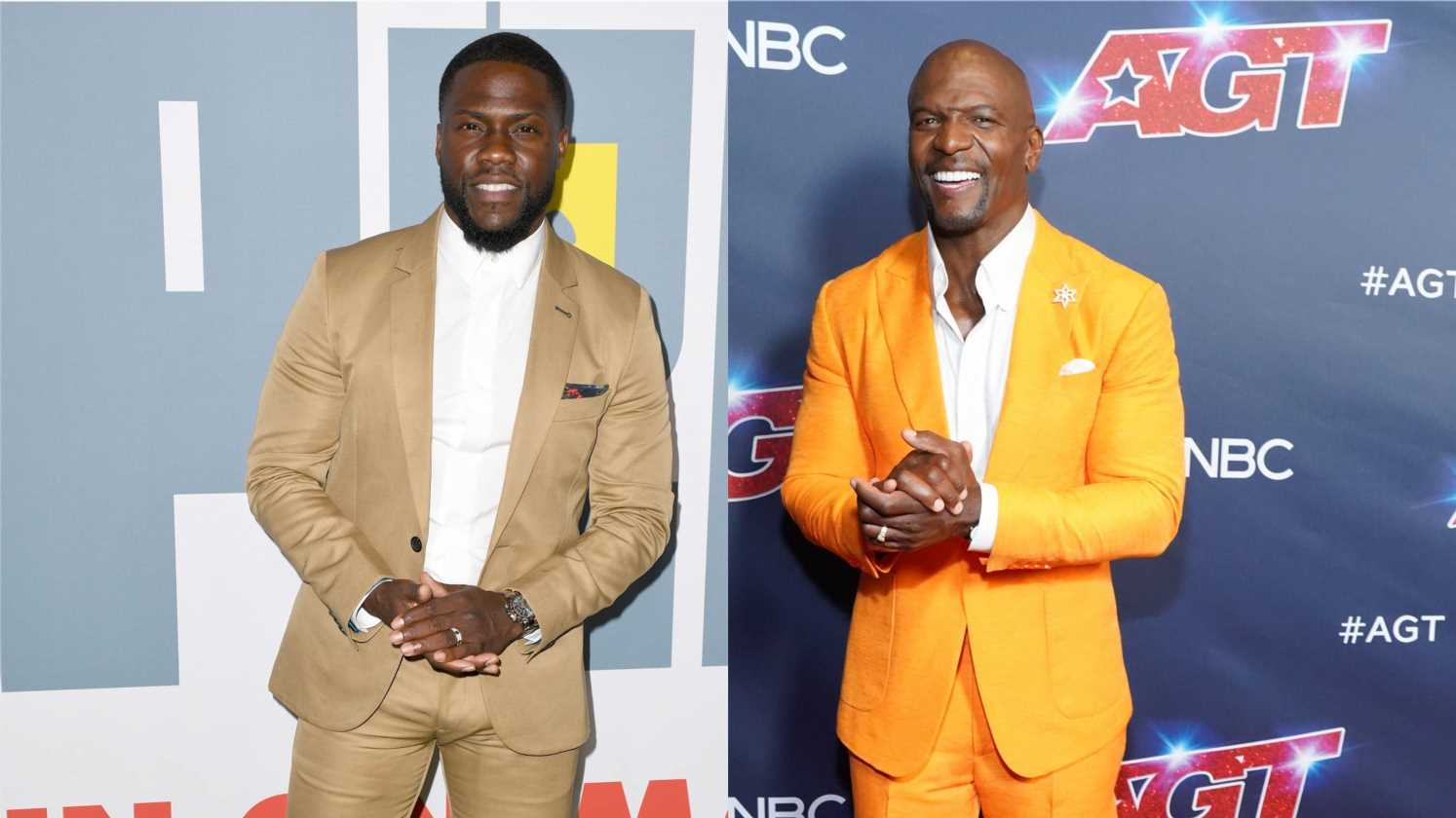 Terry Crews defends Kevin Hart against trolls after crash: 'Some people… weren't so nice'