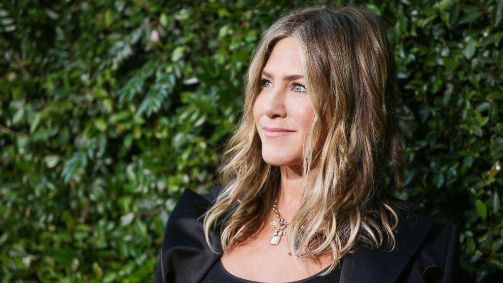 Jennifer Aniston on stereotypes attached to aging: 'I don't feel any different'