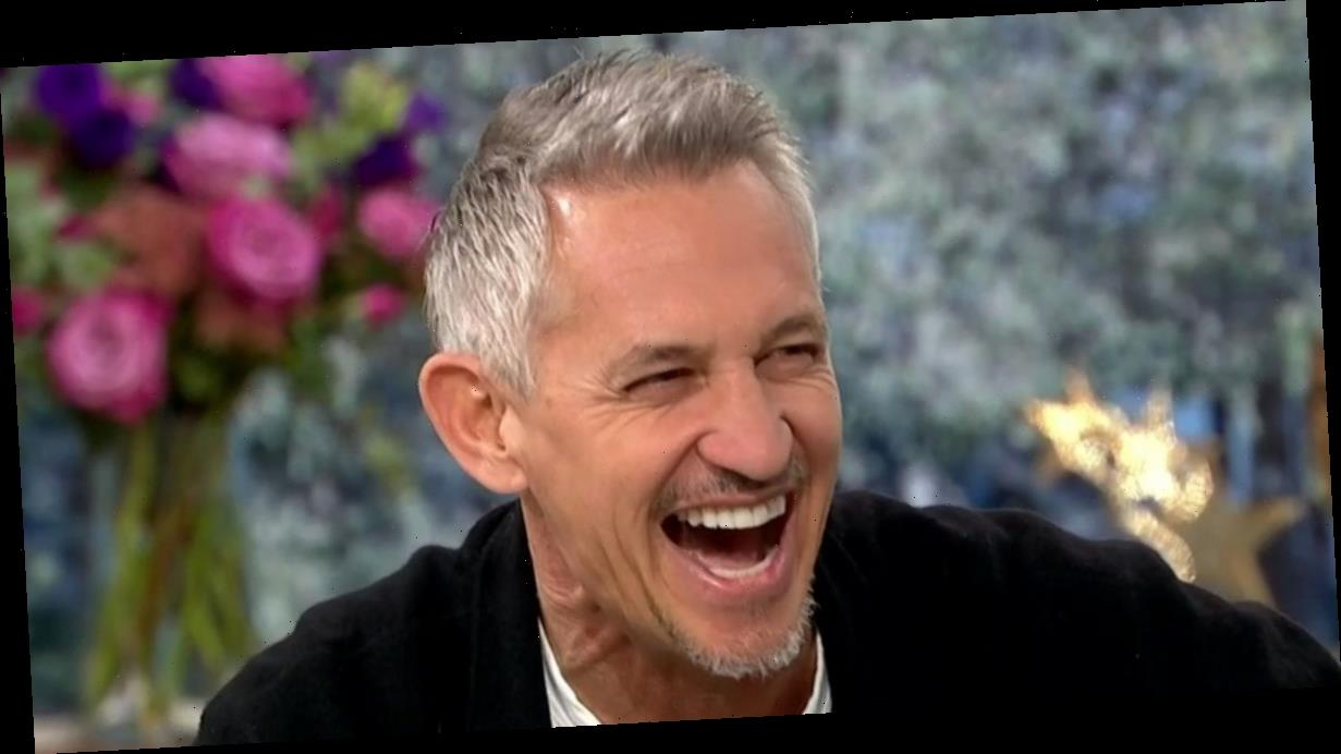 Gary Lineker pulls out the popcorn as Coleen Rooney and Rebekah Vardy lock horns