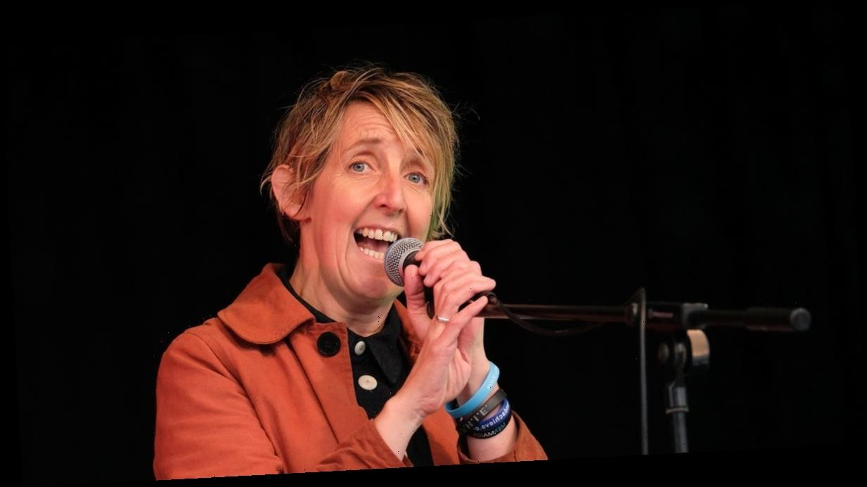Corrie icon Julie Hesmondhalgh moved in with hubby and got pregnant in six weeks