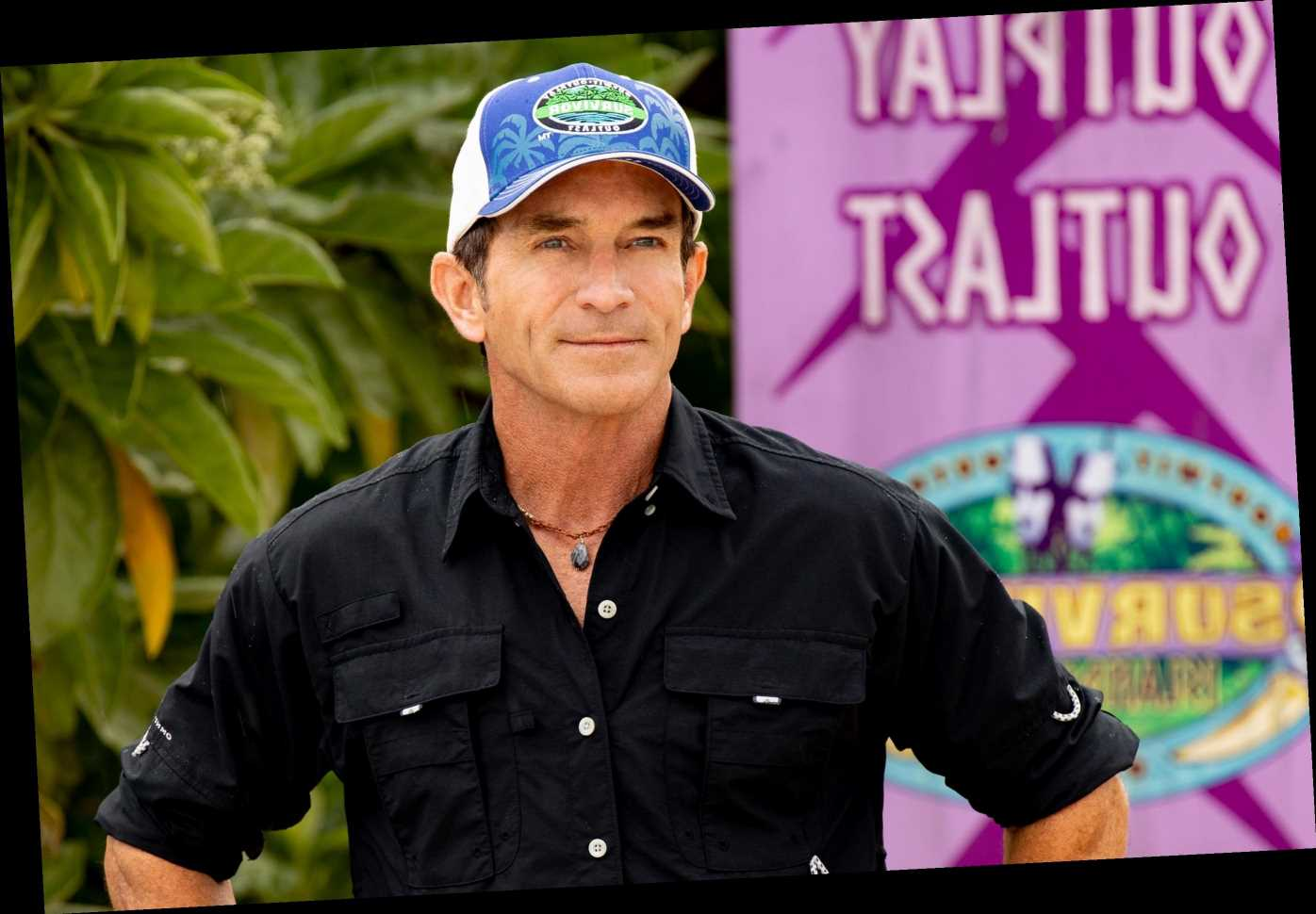 Survivor host Jeff Probst didn't know of Dean and Kellee connection