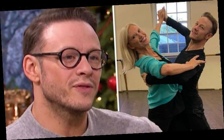 Anneka Rice: Strictly partner Kevin Clifton questions if he should've 'toned it down'