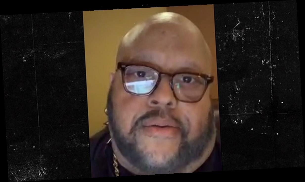 Kanye West's Trump Support Is No Issue For Gospel Artist Fred Hammond