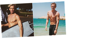 All the Times Cody Simpson Went Shirtless on Instagram For Us