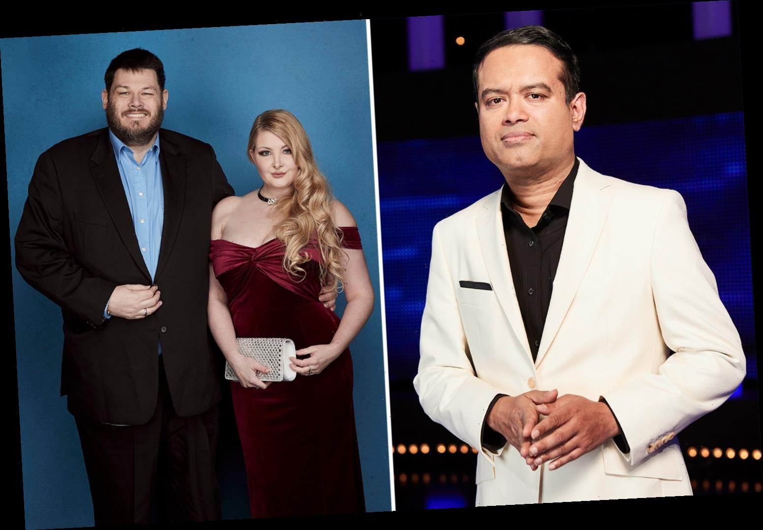 The Chase's Paul Sinha blasts Mark Labbett for 'f***ing his cousin' and branded ITV bosses racist for calling Shaun Wallace The Dark Destroyer – The Sun