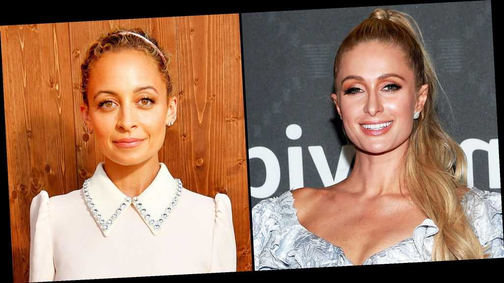 Paris Hilton Watches 'Simple Life,' Still Cool With Nicole Richie