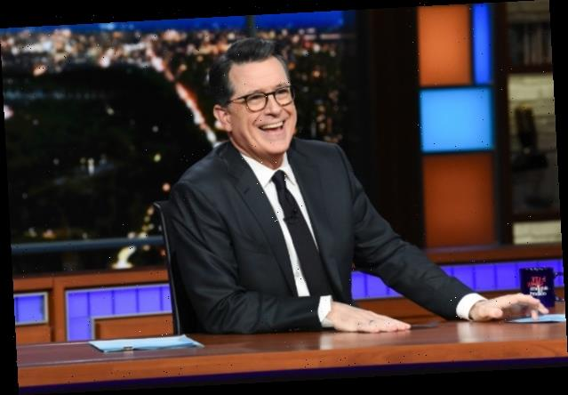 Stephen Colbert Extends 'Late Show' Contract Through August 2023