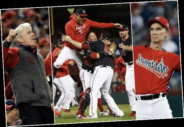 World Series 2019: Celebs Cheering for the Washington Nationals (Photos)