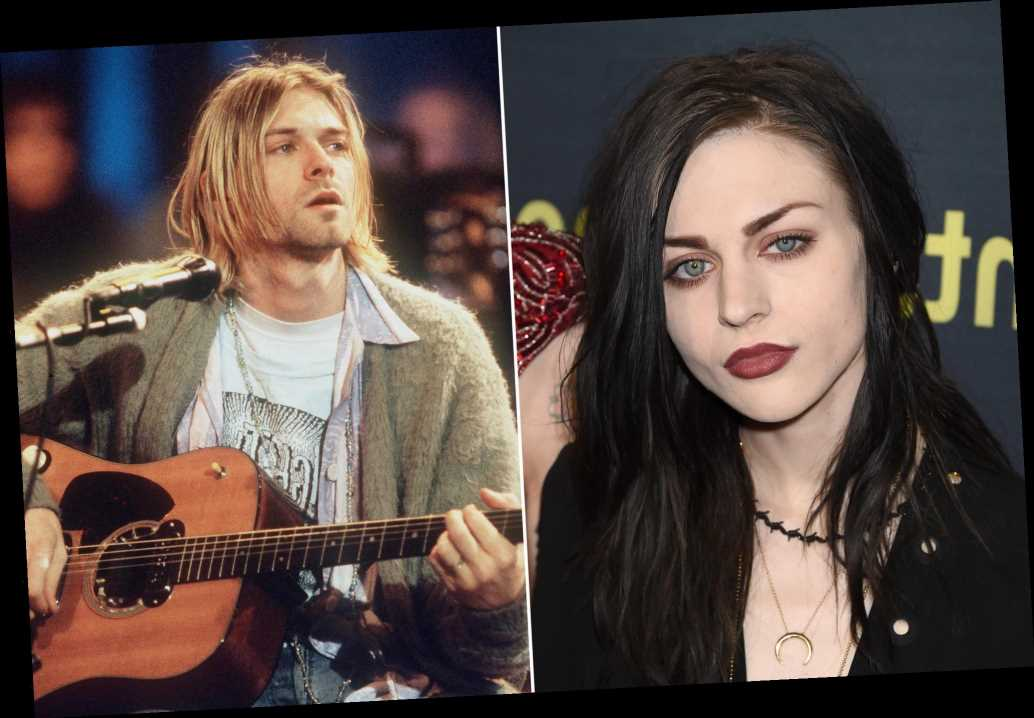 Francis Bean Cobain curates 'Kurt Was Here' clothing line for NYC pop-up