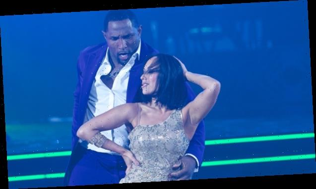 'DWTS' Recap:  Ray Lewis Is Forced To Quit After An Injury & New Frontrunners Rise