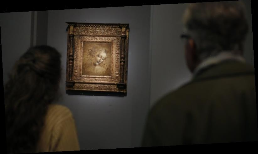 Louvre launches blockbuster Da Vinci exhibition, 500 years after his death