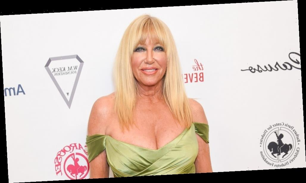 Suzanne Somers makes shocking admission about her sex life