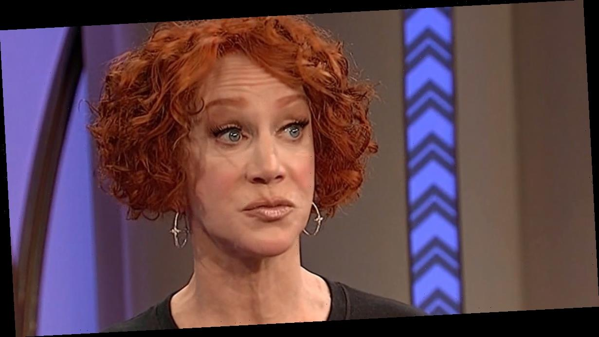 Kathy Griffin Says Family Does Not Speak to Her After Trump Photo
