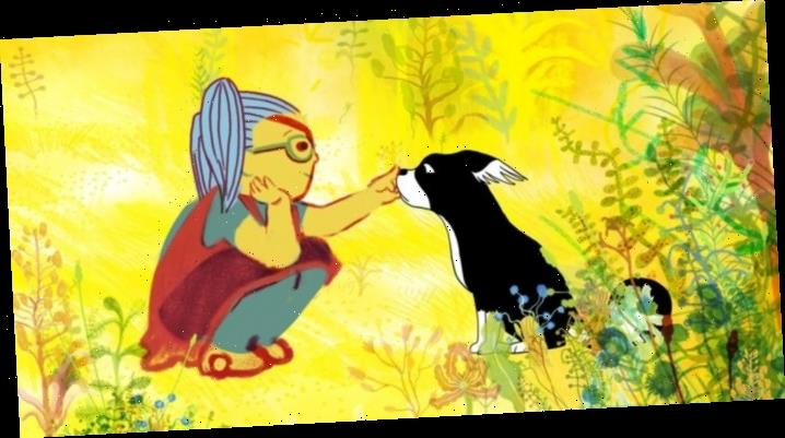 Animation Is Film Film Review: 'Marona's Fantastic Tale'