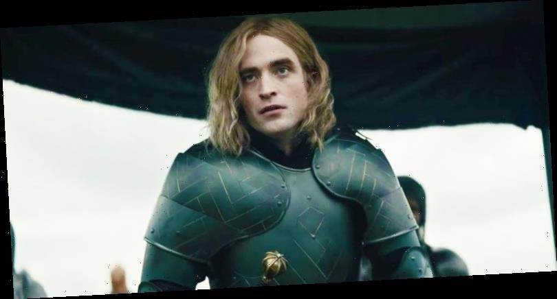 Robert Pattinson Wanted to Play a Princess In 'The King'