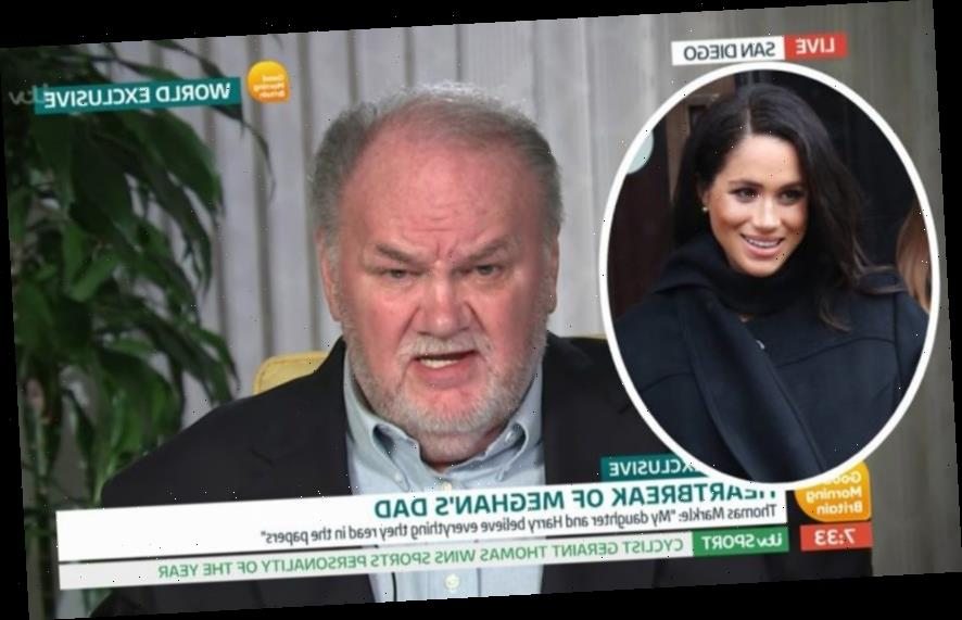 Meghan Markle's Father Reveals Why He Released Her Private Letter — And What He Wants Now