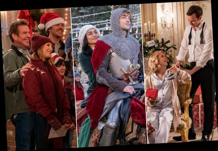All the original Christmas movies and TV shows coming to Netflix