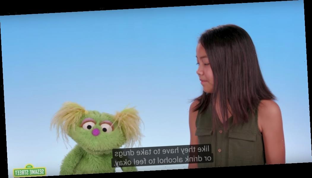 'Sesame Street' Confronts Family Opioid Addiction In New Storyline For Foster Child Muppet Karli