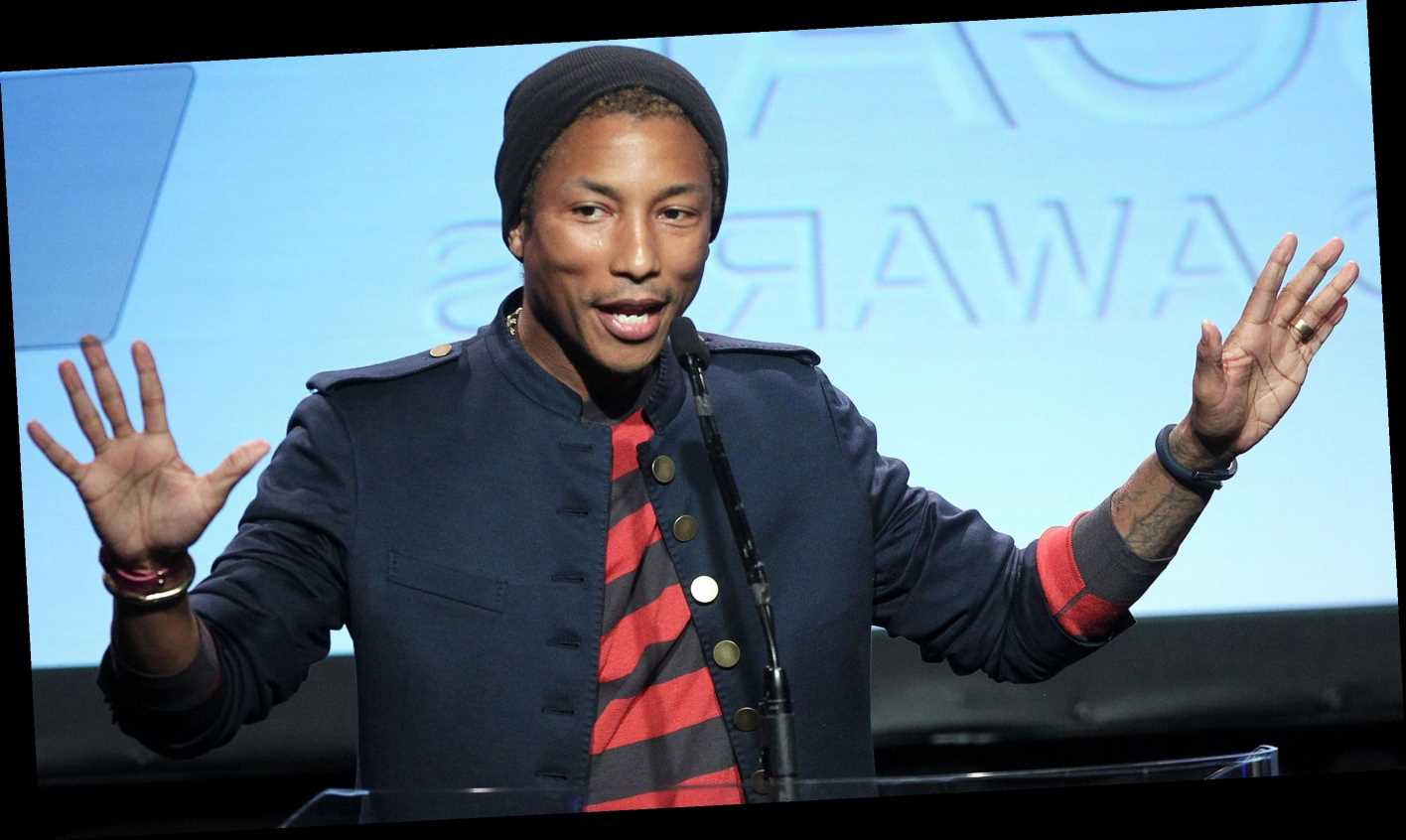 Pharrell says 'Blurred Lines' scandal changed his idea about sexism: 'We live in a chauvinist culture'