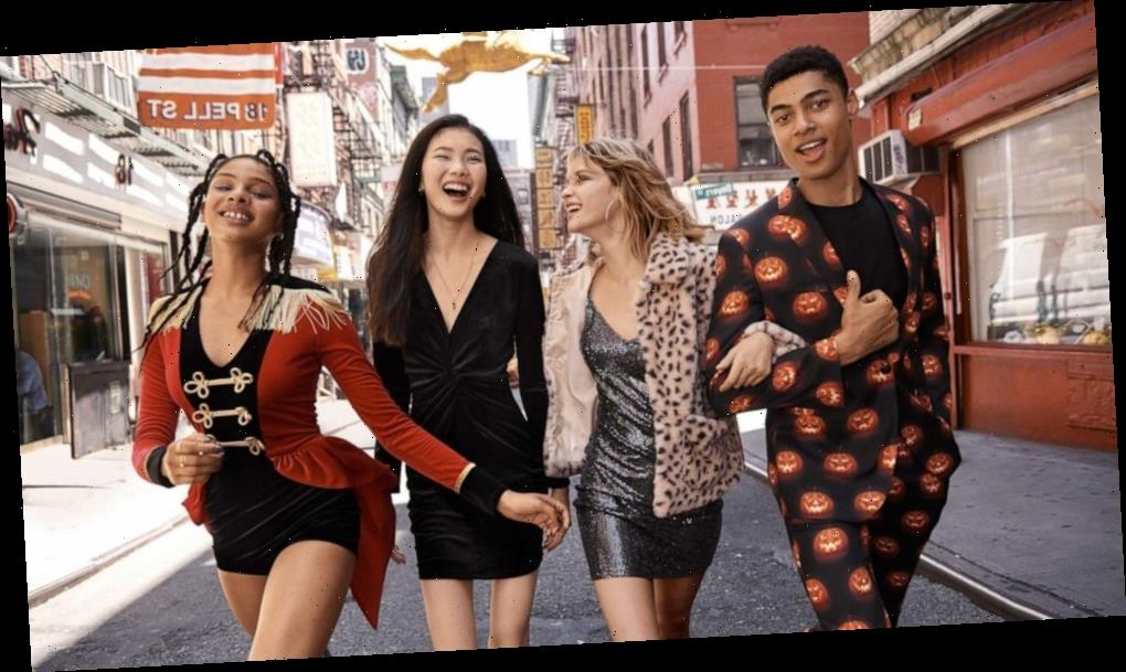 H&M launches spook-tacular Halloween collection you can wear all year long