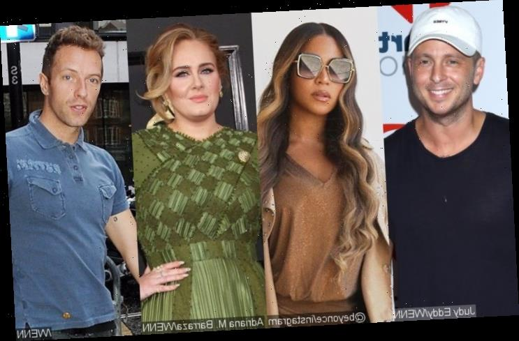 Ryan Tedder Confesses to 'Utilizing Sarcasm' Over Beyonce, Adele and Chris Martin Collaboration